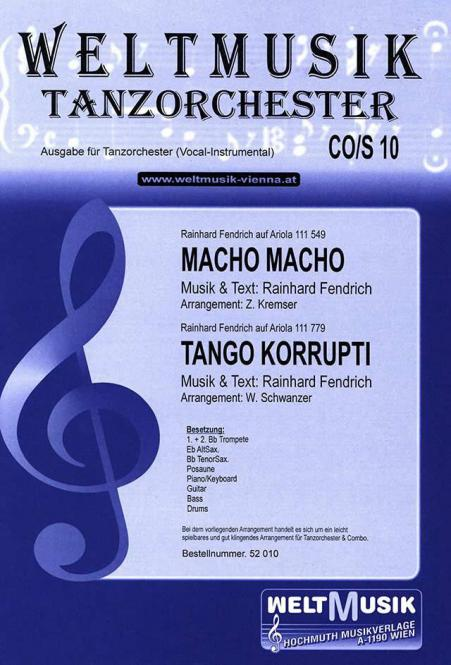 Macho Macho - Tango Korrupti