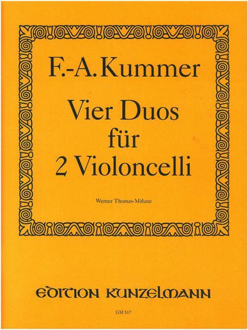 4 Duos op. 103