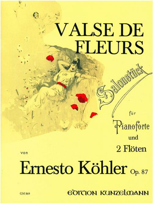 Valse des Fleures op. 87