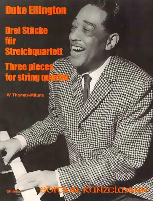 3 Stücke für Streichquartett