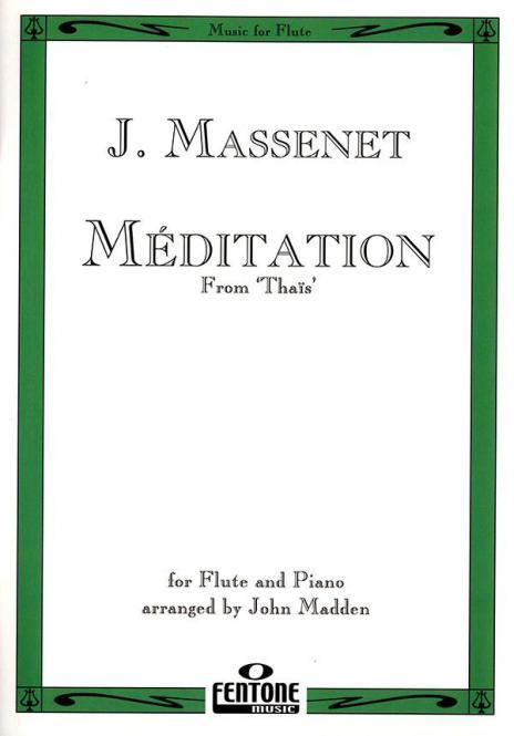 Méditation from 'Thais'