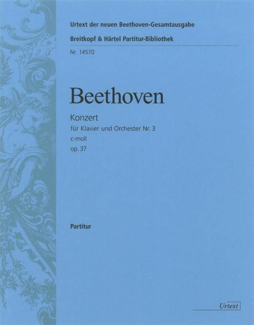 Klavierkonzert Nr. 3 c-moll op. 37