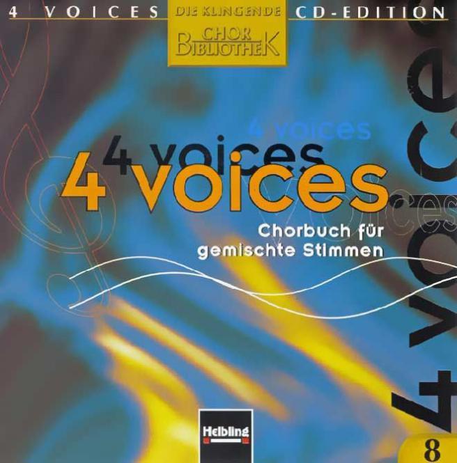 4 Voices: CD 8
