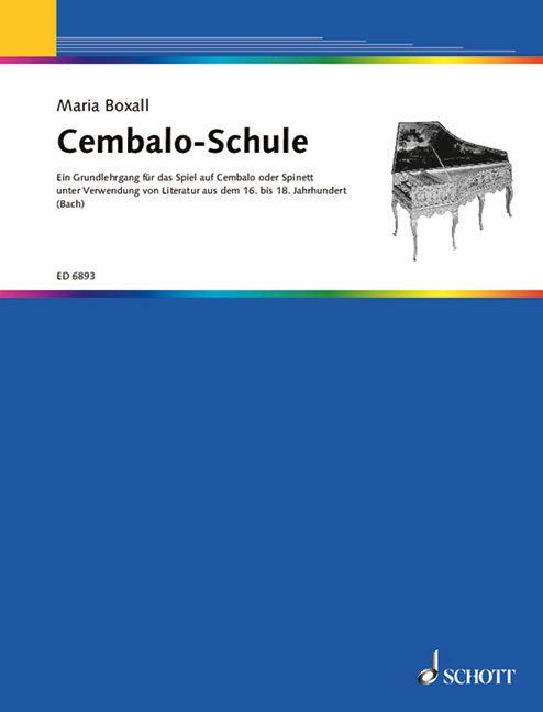 Cembalo-Schule Standard