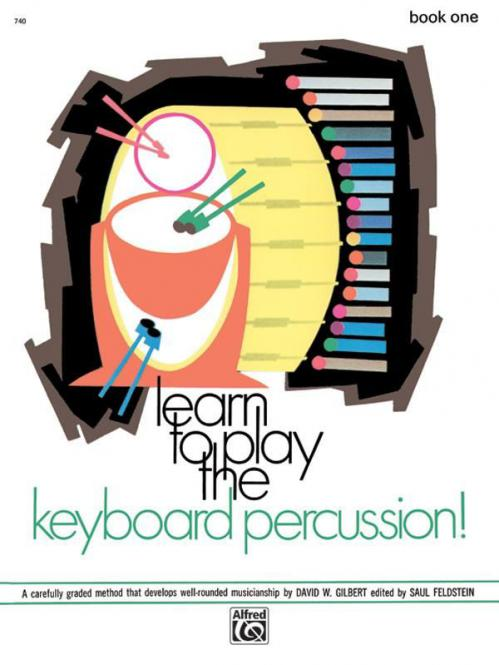 Learn To Play Keyboard Percussion, Book 1
