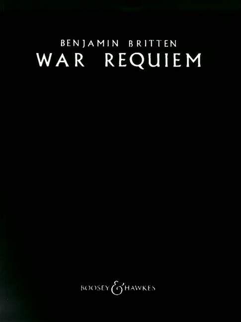 War Requiem op. 66