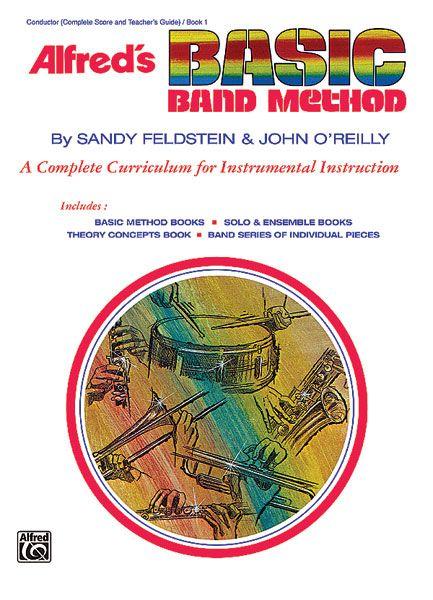 Alfred's Basic Band Method Book 1