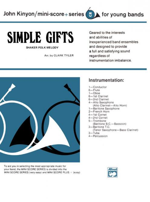 Simple Gifts (Shaker Folk Tune)