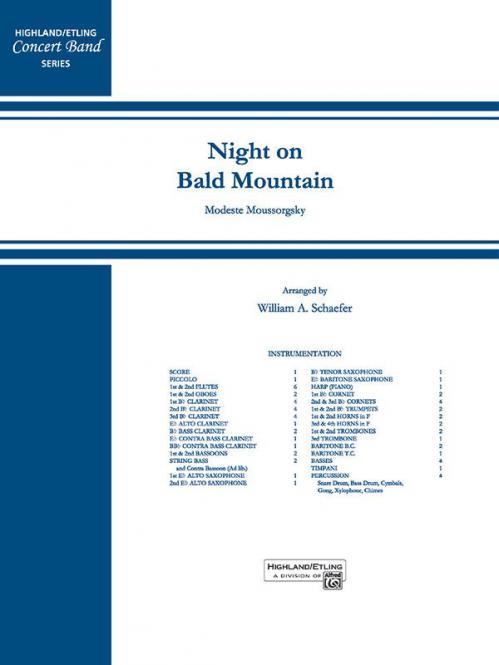 Night On Bald Mountain