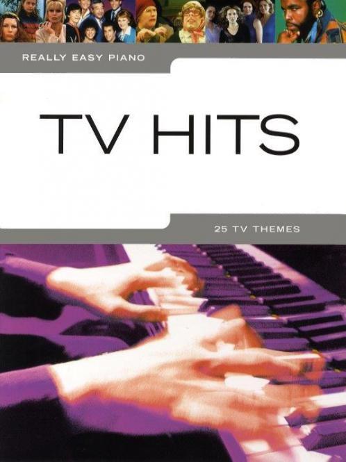 Really Easy Piano: TV Hits