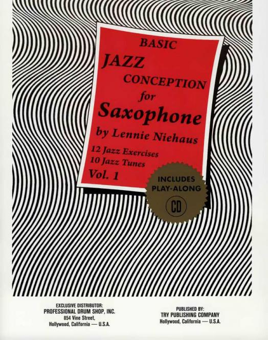 Basic Jazz Conception Vol. 1 SET