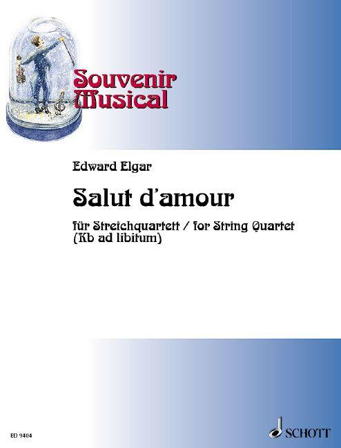 Salut d'amour op. 12 Standard