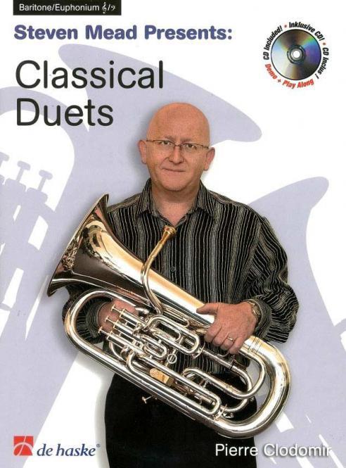 Steven Mead Presents: Classical Duets for Euphonium BC/TC