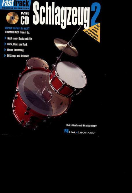 Fast Track - Schlagzeug 2