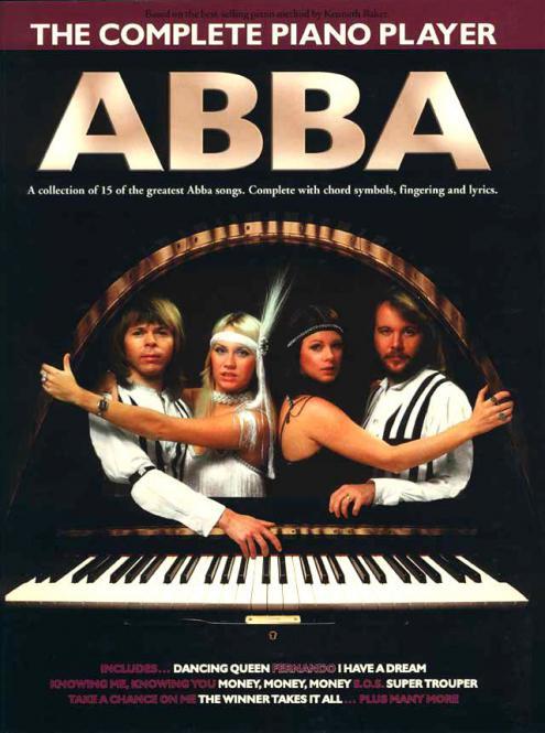 The Complete Piano Player: ABBA