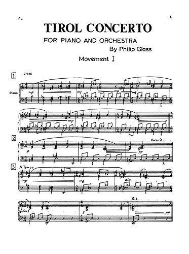 Tirol-Concerto