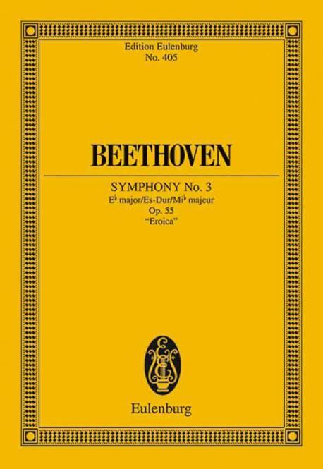 Symphonie Nr. 3 Es-Dur op. 55 Standard