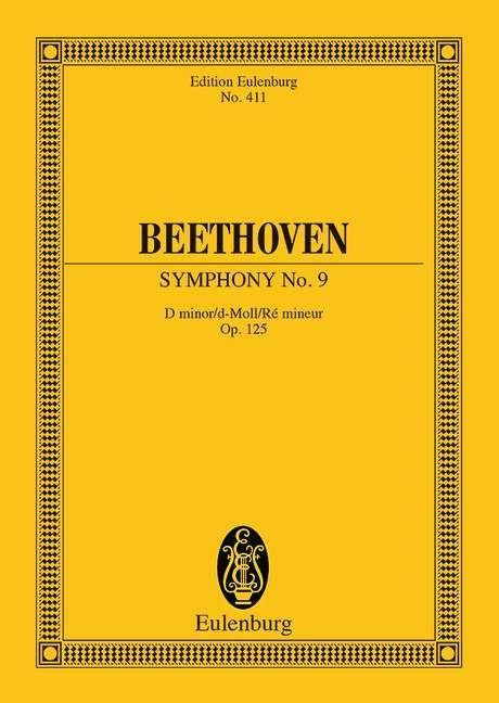 Symphonie Nr. 9 d-Moll op. 125 Standard