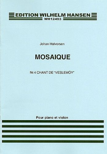 Mosaique No. 4 'Chant Veslemoy'