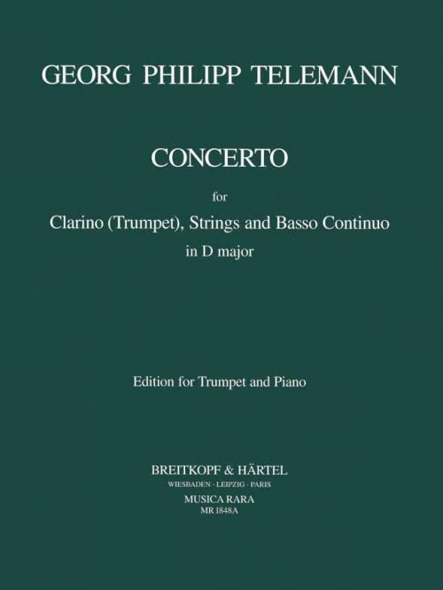 Concerto in D TWV 51:D7
