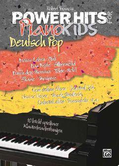 Power Hits for Piano Kids: Deutsch Pop