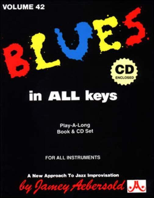 Aebersold Vol.42 Blues All Keys