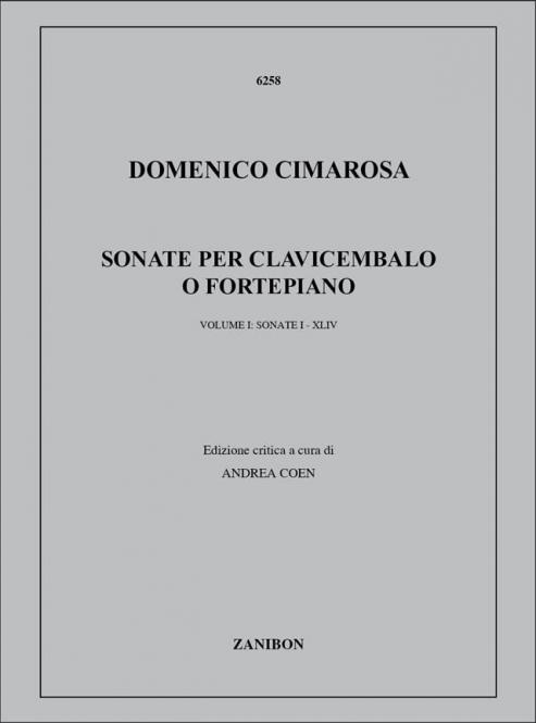 Sonate Vol. 1 (1/44) (Coen)