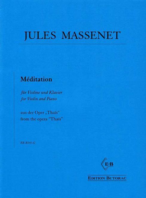 Meditation aus der Oper Thais