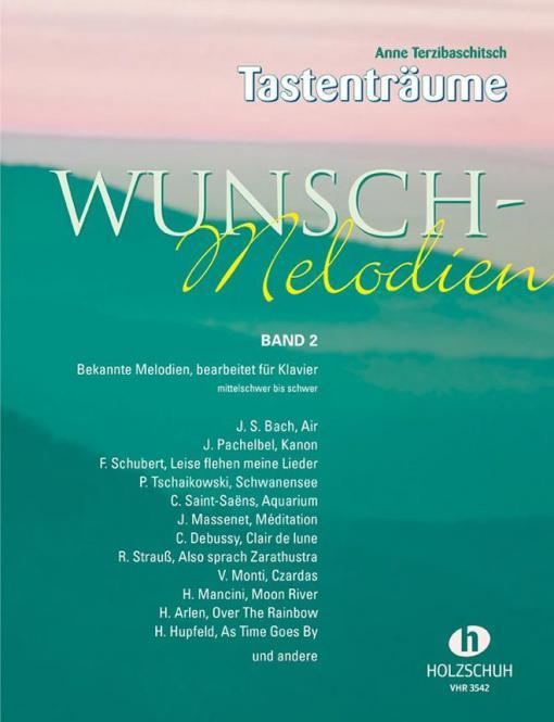 Tastenträume: Wunschmelodien Band 2