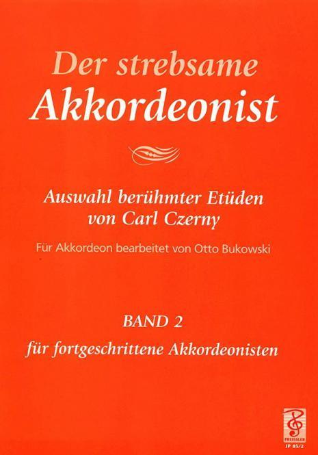 Der strebsame Akkordeonist Band 2