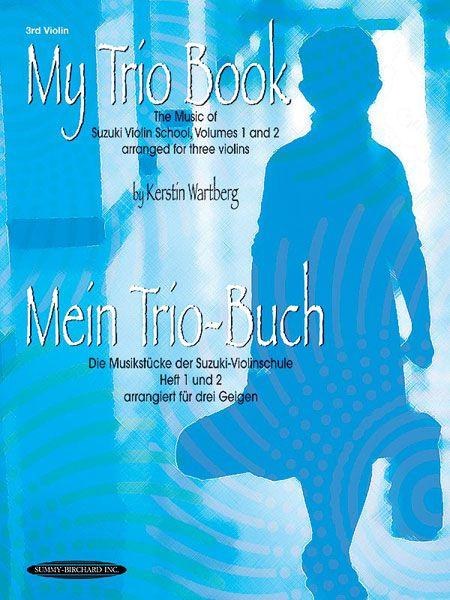 Mein Trio-Buch (Suzuki Violinschule)
