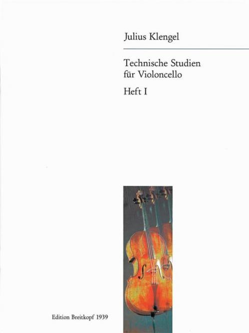 Technische Studien durch alle Tonarten Band 1