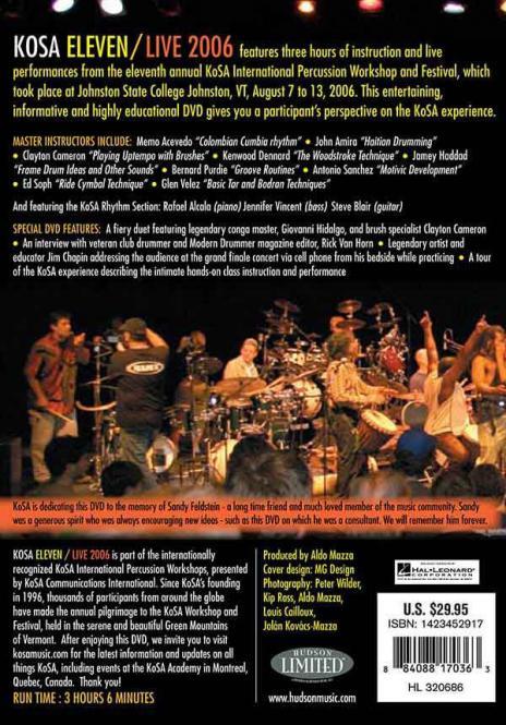 KoSA Eleven/Live 2006