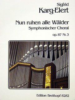 3 symphonische Choräle op. 87/3