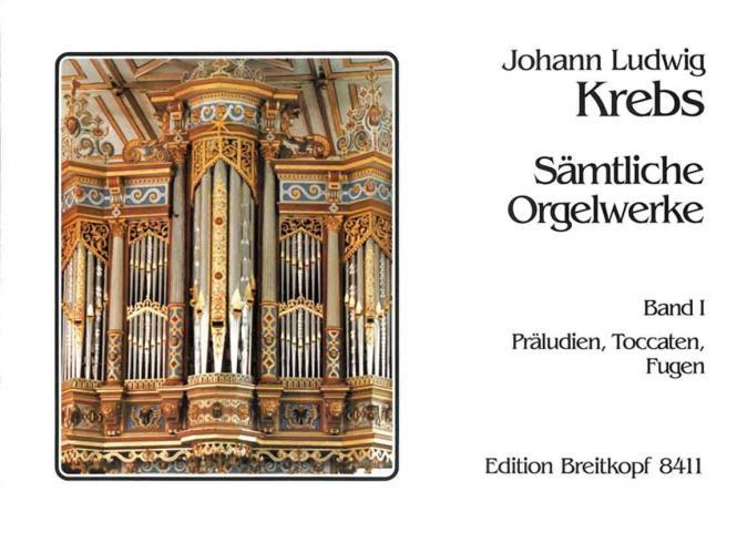 Sämtliche Orgelwerke Band 1