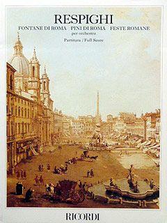 Fontane Di Roma / Pini Di Roma / Feste Romane