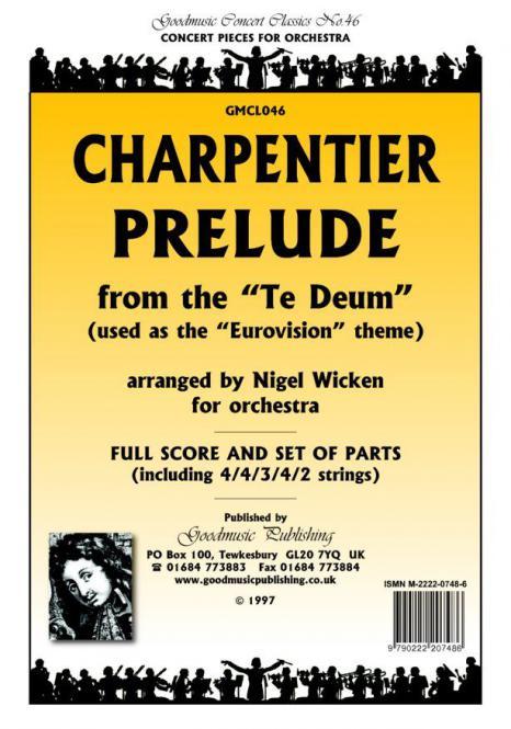 Prelude from Te Deum