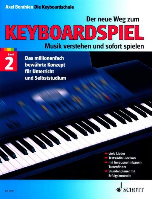 Der neue Weg zum Keyboardspiel 2