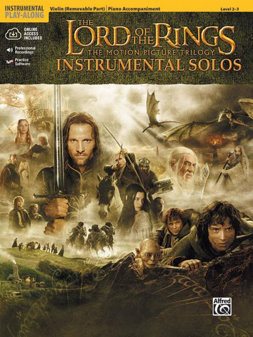 The Lord of the Rings (Instrumental Solos)