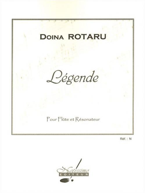 Legende pour Flute et Piano (Avec Resonateur)