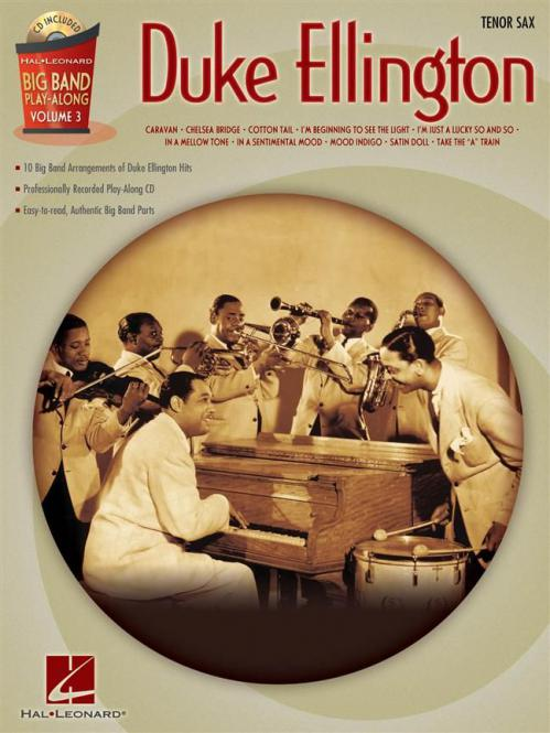 Big Band Play-Along Vol. 3: Duke Ellington