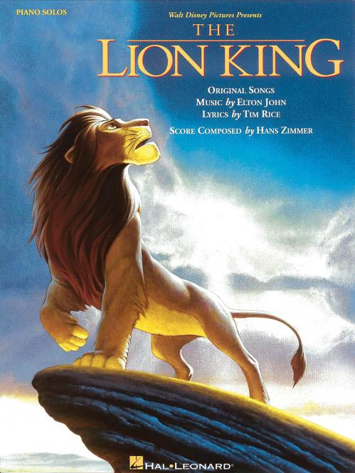 The Lion King (Piano Solos)