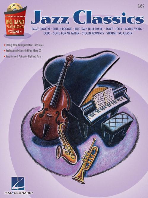 Big Band Play-Along Vol. 4: Jazz Classics