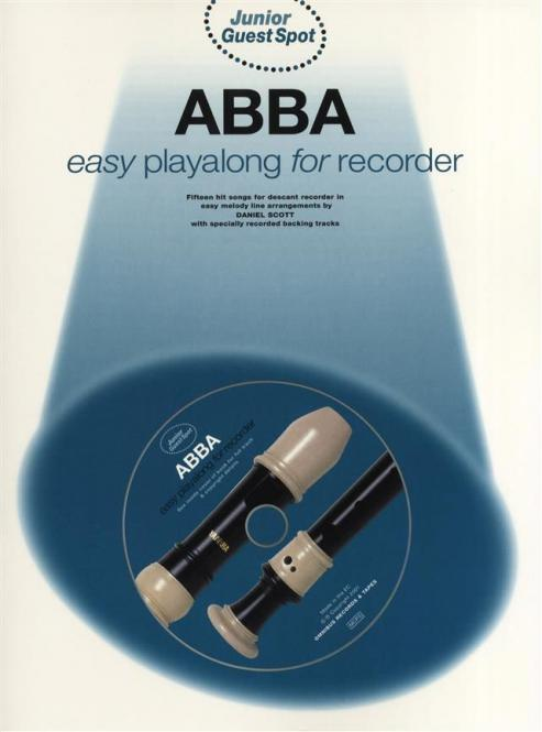 Abba Easy Playalong For Recorder