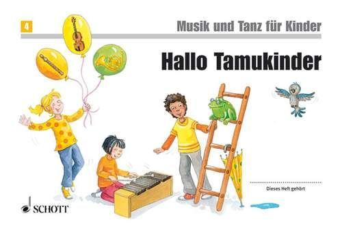 Hallo Tamukinder Band 4