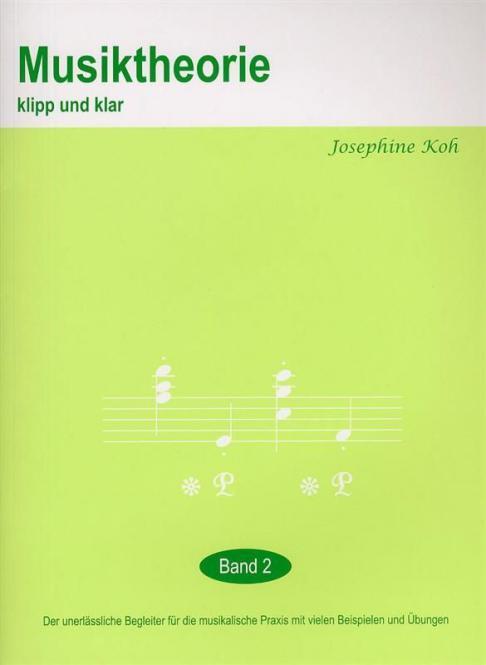 Musiktheorie klipp und klar Band 2