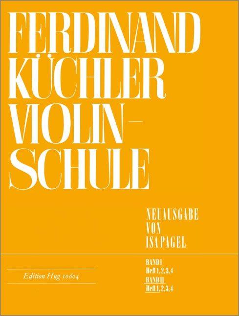 Violinschule Vol. 2/1