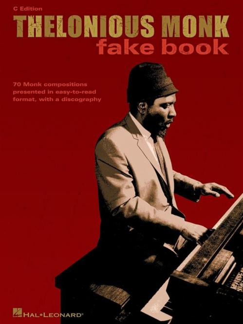Thelonious Monk Fake Book C
