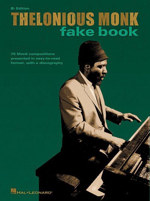 Thelonious Monk Fake Book Bb