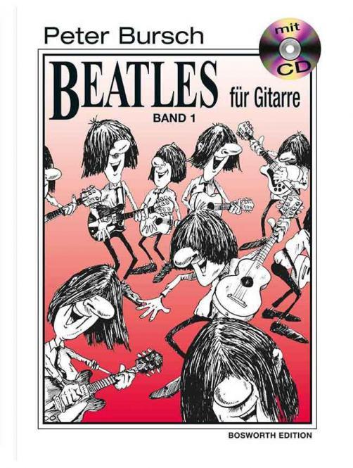 Beatles für Gitarre 1